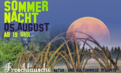Staupitzer Sommernacht